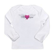 My Sweet Angel Kaydence Long Sleeve Infant T-Shirt