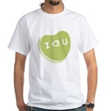 I &amp;lt;3 U Valentine's Day T-shirt