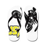 JS7bike Flip Flops