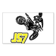 JS7bike Decal