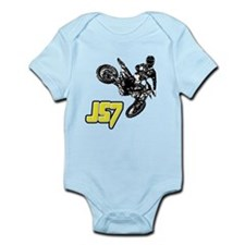 JS7bike Infant Bodysuit