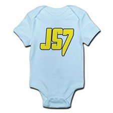js7js7 Infant Bodysuit
