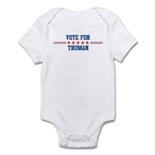 Vote for TRUMAN Infant Bodysuit