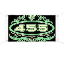 455 Engine Banner