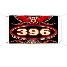 396 Chevy Banner