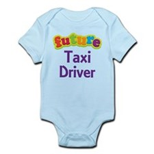 Future Taxi Driver Infant Bodysuit