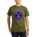 10th Mountain Division T-Shirt (Dark) T-Shirt