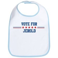Vote for JEROLD Bib