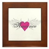 My Sweet Angel Kadence Framed Tile