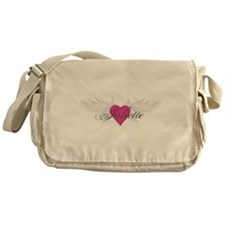 My Sweet Angel Juliette Messenger Bag