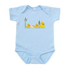 Ducky Family Infant Bodysuit