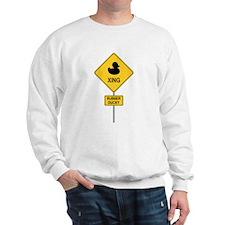 Rubber Ducky Sweatshirt