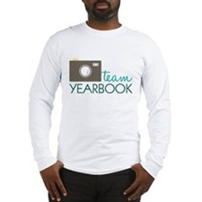 Team Yearbook Long Sleeve T-Shirt