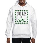 Top 10 Golf #9 Hooded Sweatshirt