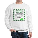 Top 10 Golf #8 Sweatshirt