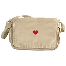 Cath Lab Nurse Messenger Bag