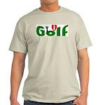 Top 10 Golf #7 Ash Grey T-Shirt