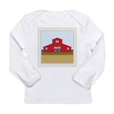 Barn Long Sleeve Infant T-Shirt