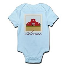 Welcome Infant Bodysuit