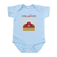 Home Sweet Home Infant Bodysuit