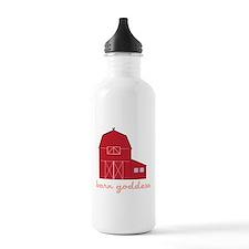 Barn Goddess Water Bottle