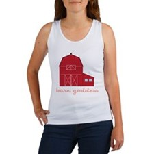 Barn Goddess Women's Tank Top