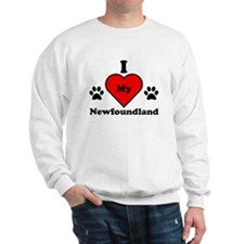 I Heart My Newfoundland Jumper