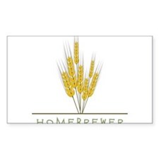 Homebrewer Decal