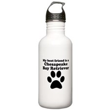 Chesapeake Bay Retriever Best Friend Sports Water Bottle