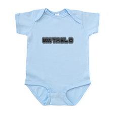 WW T.R.E.L. D Infant Bodysuit