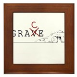 Grace &gt; Grave Framed Tile