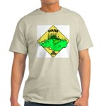 Top 10 Golf #3 Ash Grey T-Shirt