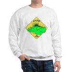 Top 10 Golf #3 Sweatshirt