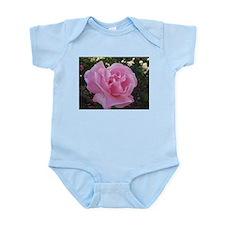 Light Pink Rose Infant Bodysuit