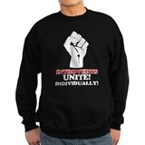 Introverts Unite (dark) Jumper Sweater