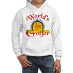 Top 10 Golf #2 Hooded Sweatshirt