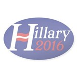 Hillary 2016 Decal