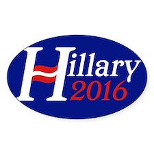 Hillary 2016 Decal