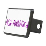 Aca-Awkward Pitch Perfect Rectangular Hitch Cover