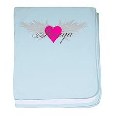 My Sweet Angel Janiya baby blanket