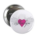"My Sweet Angel Jaelyn 2.25"" Button (10 pack)"