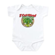 E Coli Spinach @ eShirtLabs.C Infant Bodysuit