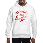 Top 10 Golf #1 Hooded Sweatshirt
