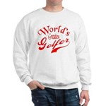 Top 10 Golf #1 Sweatshirt
