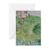 Burnt Sawmill Mesa Greeting Cards (Pk of 10)