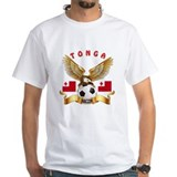 Tonga Football Design Shirt