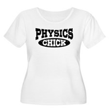 Physics Chick T-Shirt