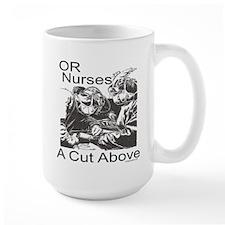OR Nurses Mug