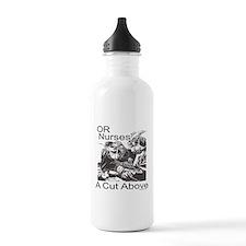 OR Nurses Water Bottle