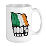 St Patricks Day - Proud to be Irish Mug